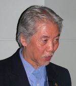Wayson Choy in Vancouver, 10 June 2006